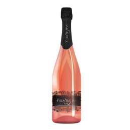 Естествено пенливо вино Брут Розе
